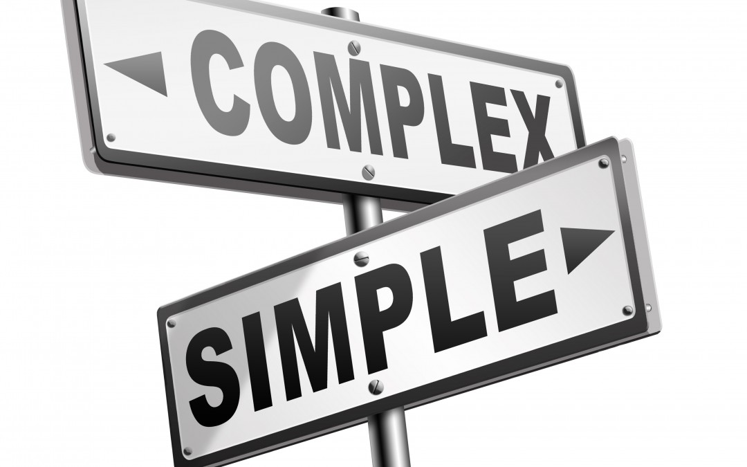 Why Complexity Is The Enemy Of Execution When Selling