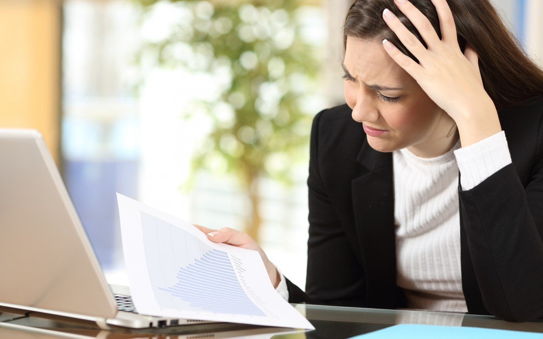 4 Steps To Get You Through A Sales Slump