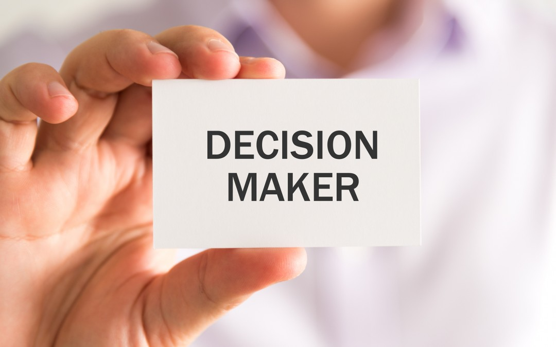 How Do You Sell To The Non Decision-Maker?