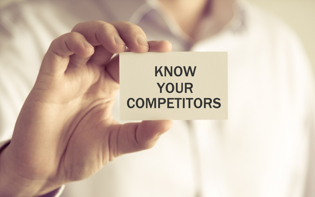 Your Buyer Is Using A Competitor… How Should You Handle It?