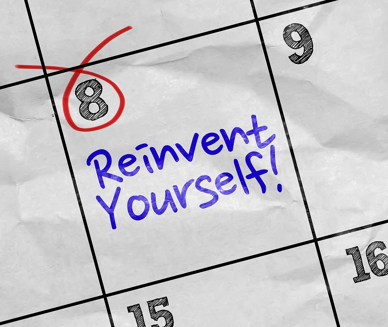 How To Re-Invent Yourself For Sales Success In The Future